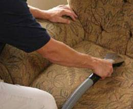 Cleaning of Upholstery